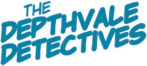 The Depthvale Detectives Logo